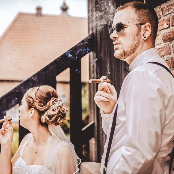 Wedding Shooting an Wassermühle