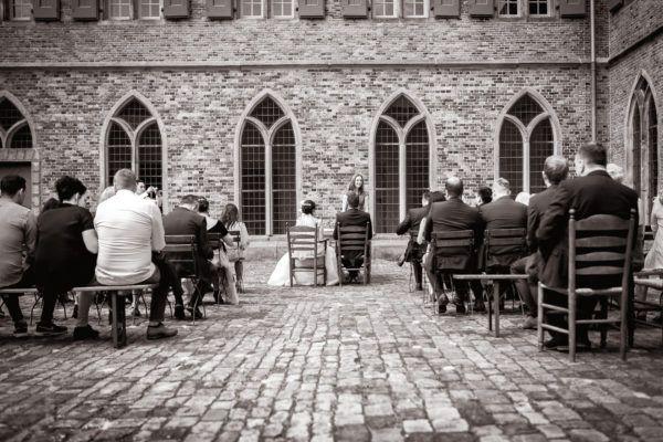 Trauung im Kloster Frenswegen