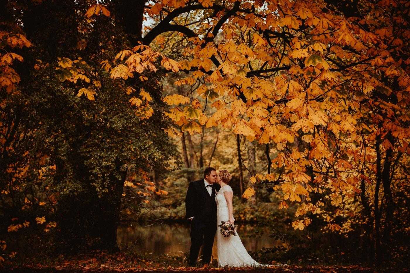 Heiraten im Herbst in der Grafschaft Bentheim